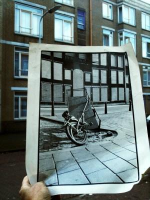 30 jaar later. De van Ostadestraat.