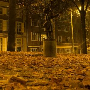 In Den Haag daar woont een graaf