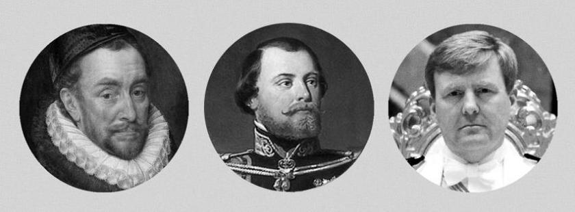 Historie Geen Koning zonder baard