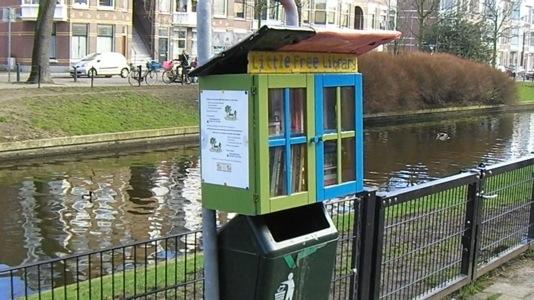 Straatbibliotheek