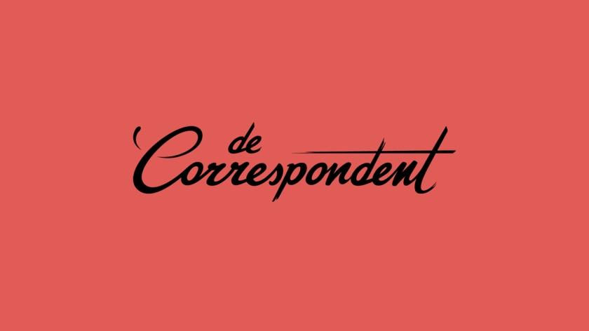 Logo De Correspondent
