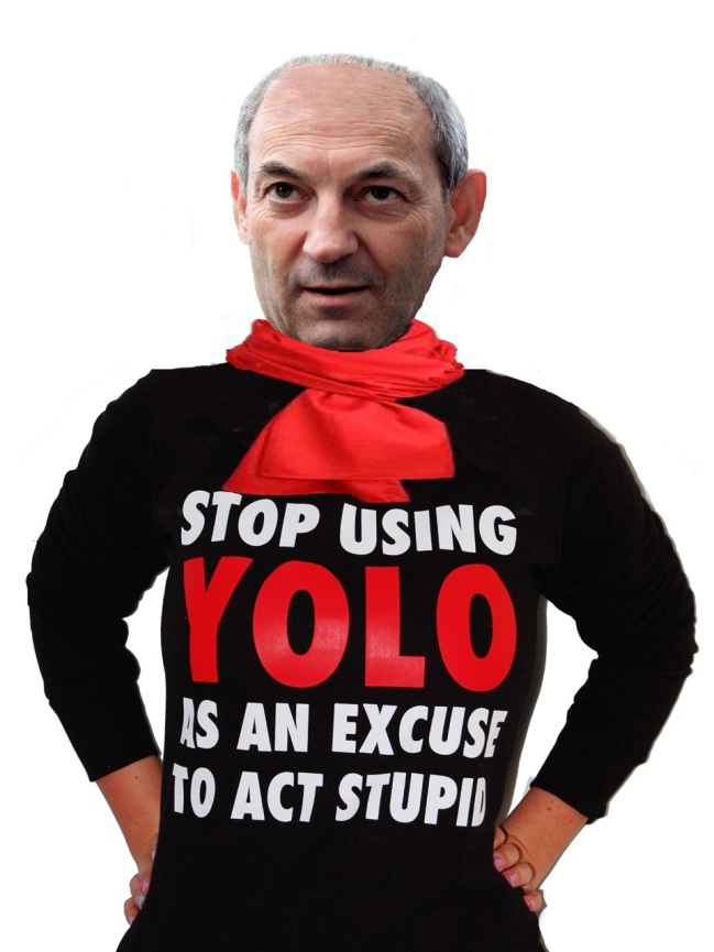 Stop using Yolo as an Excuse Mijnheer Cohen!
