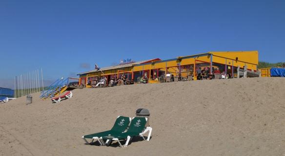 Strandpaviljoen De Fuut