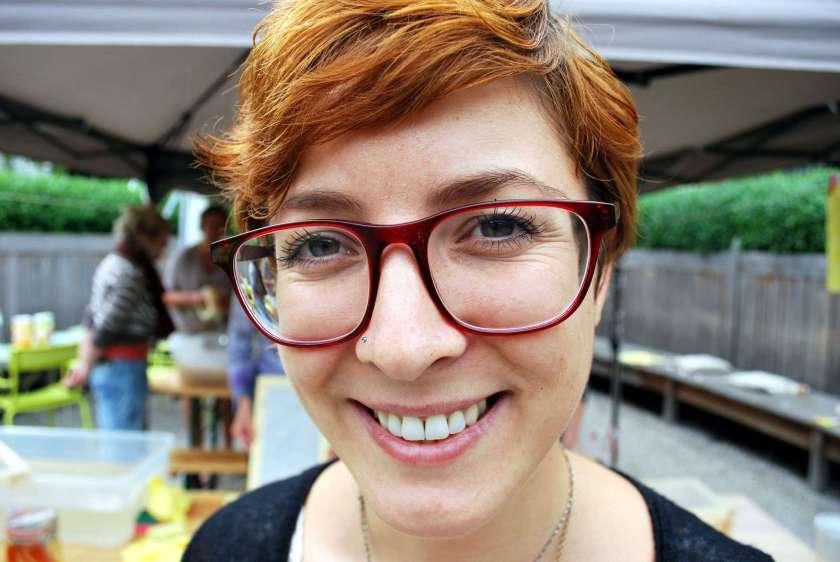 Kunstenares Renée Boute.