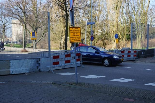 Checkpoint Charlie. Foto door Roel Wijnants.