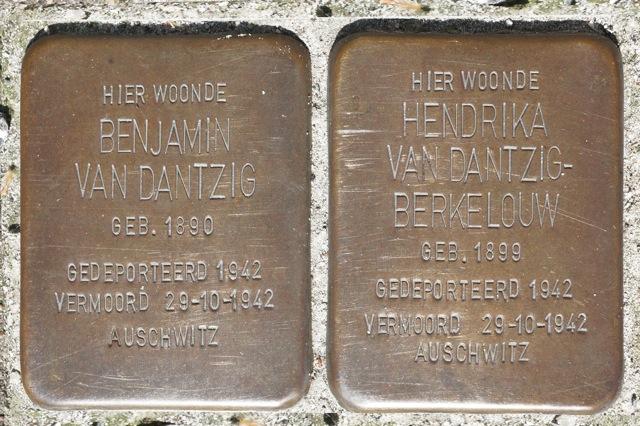 Juliana van Stolberglaan Gezin Benjamin van Dantzig-Berkelouw. Foto door Roel Wijnants, op Flickr.