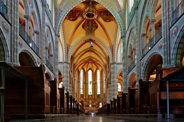 Elandstraatkerk. Foto door Roel Wijnants.