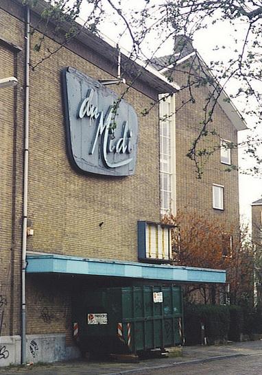Du Midi begin jaren negentig. Bron: Haaglander, op Flickr.