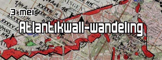 3 mei 2015 Atlantikwall-wandeling