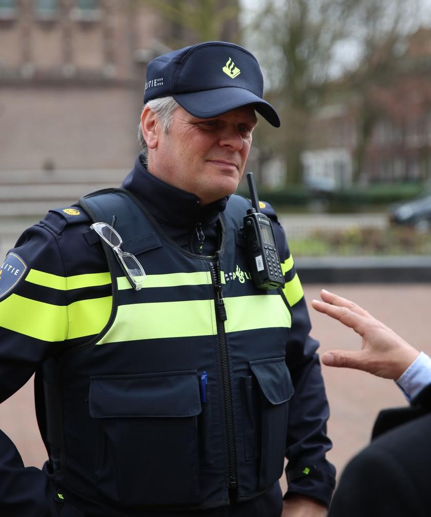 Wijkagent Zeeheldenkwartier Den Haag