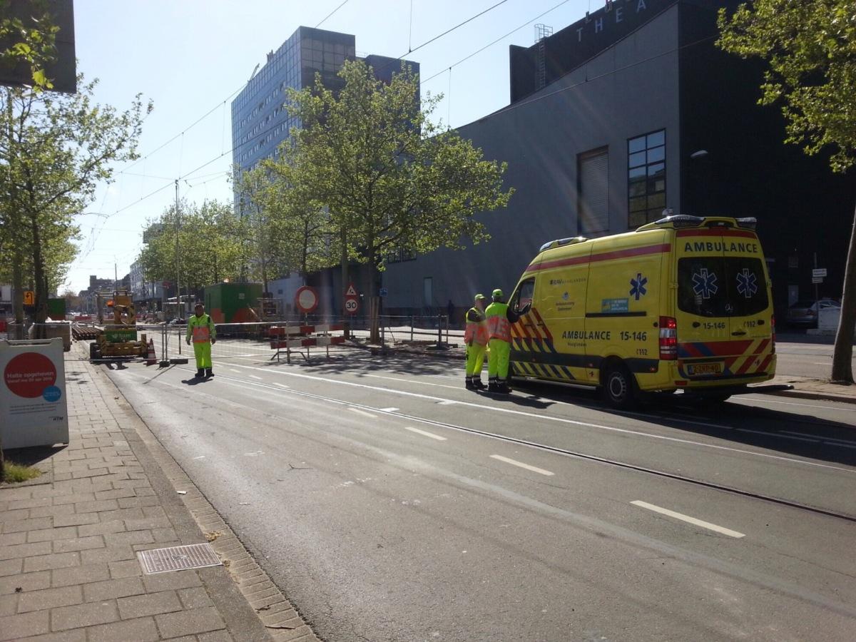 Verdwaald in Den Haag: deambulance