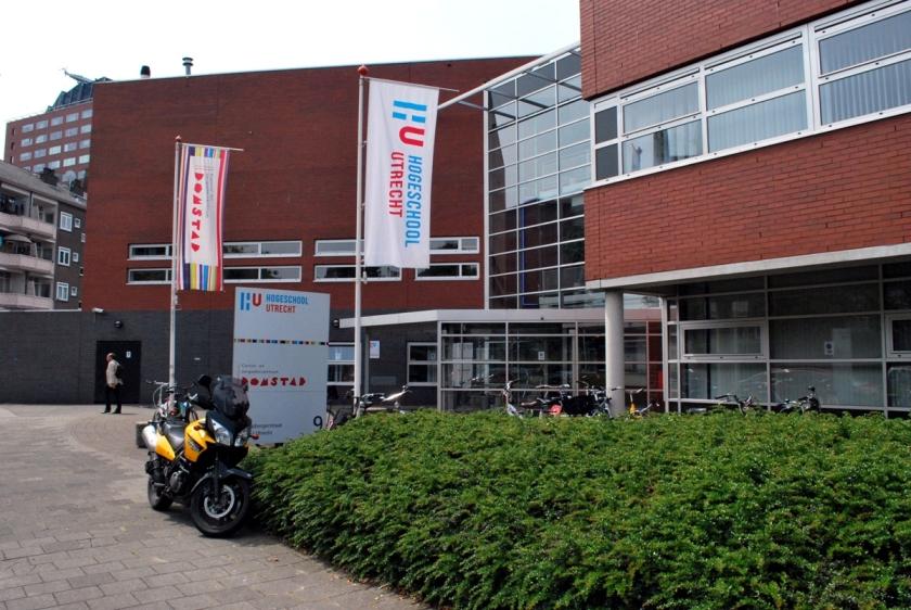 Hoge School Utrecht.