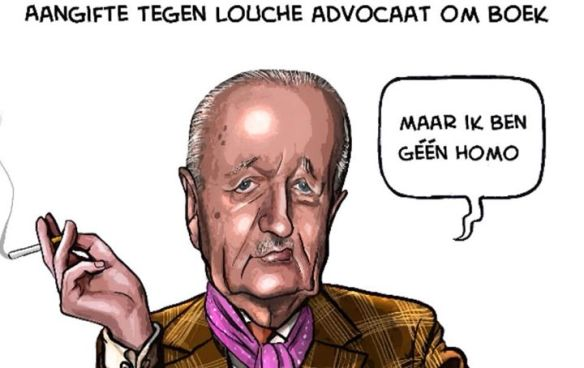 Ruben Oppenheimer over Theo Hiddema