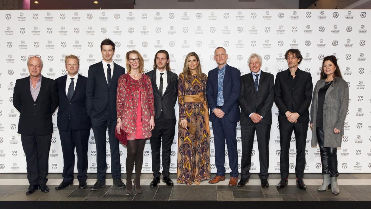 Première Nooit Meer Slapen (Beyond Sleep) op Internationaal Film FestivalRotterdam.