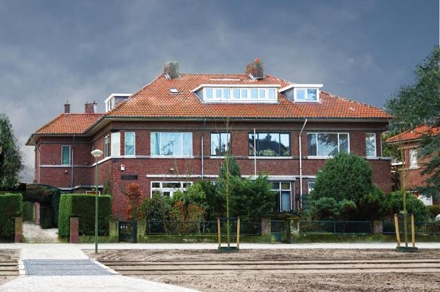 Villa Nieuwe Parklaan 110
