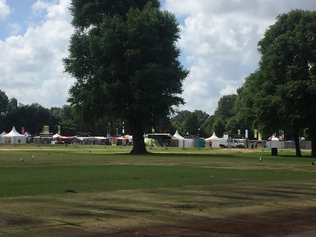 DIVERCITY gratis festival inZuiderpark