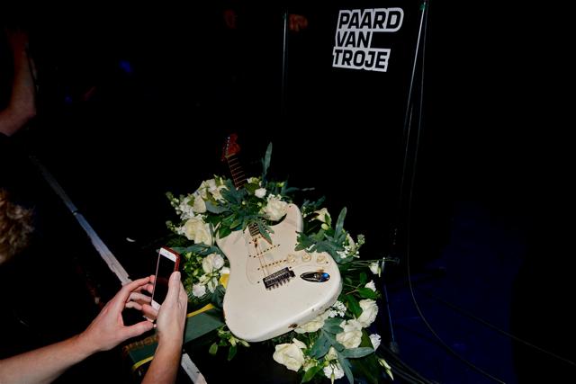 Chuck's gitaar