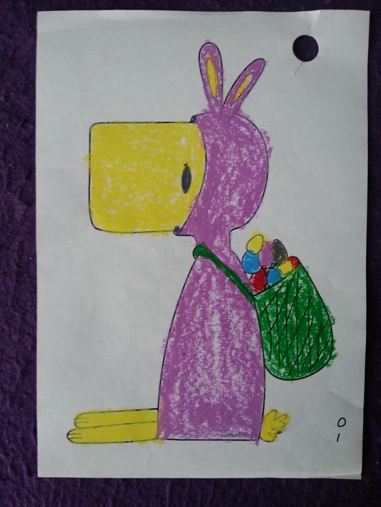 Haagspraak wenst u een vrolijk Pasen